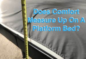 Are Platform Beds Comfortable?