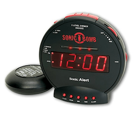 The Best Alarm Clock For Narcoleptics